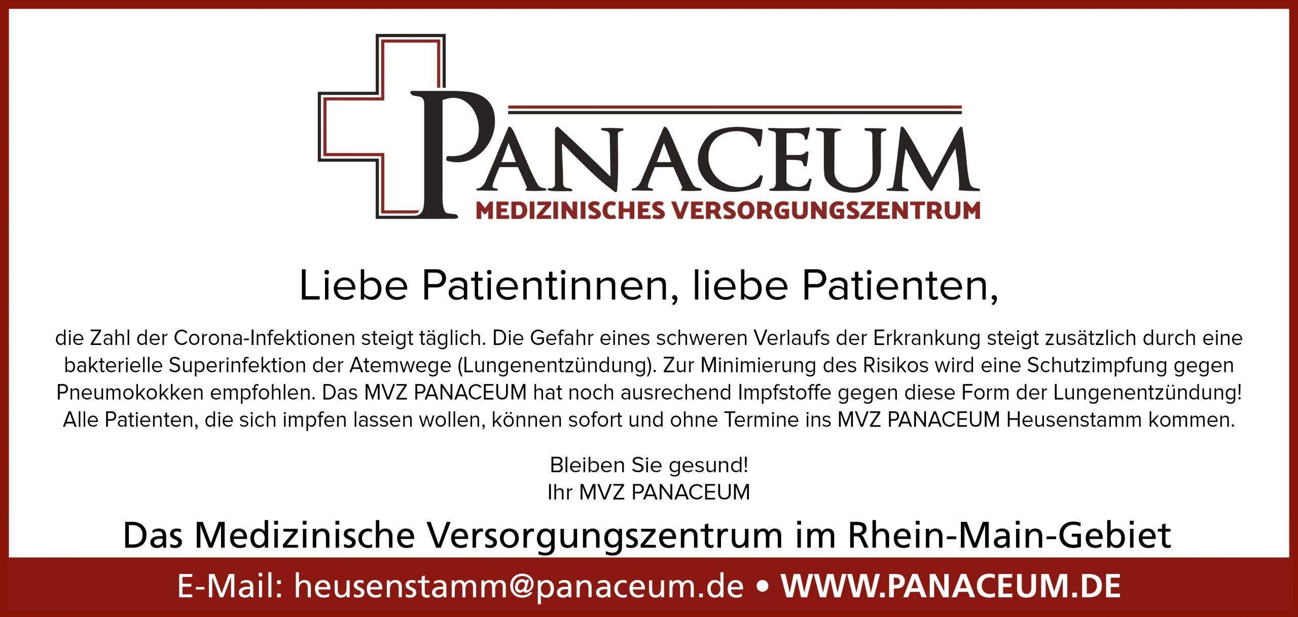 MVZ Panaceum Heusenstamm