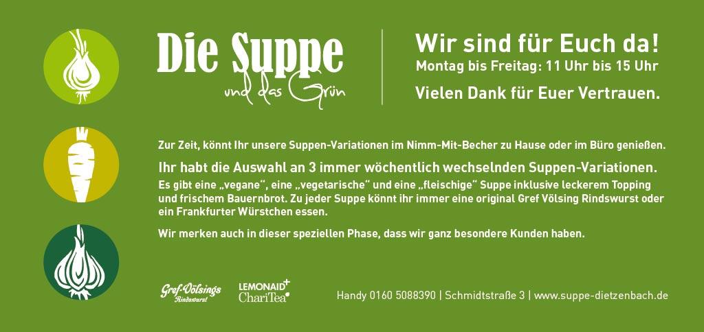 Die Suppe Dietzenbach