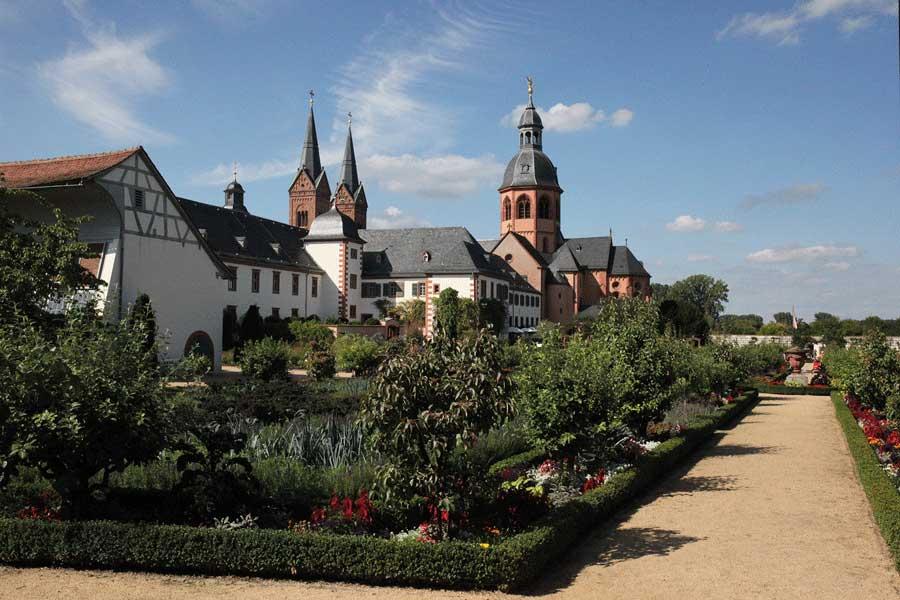 Seligenstadt-Foto-Basilika